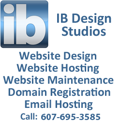 IB Design Studios | Website Design, Hosting and Maintenance